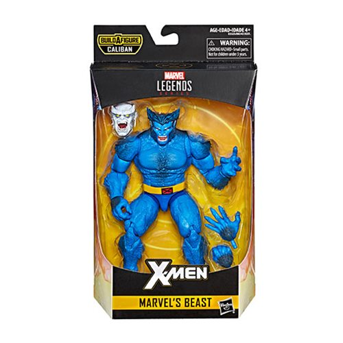 X-Men Marvel Legends 6-Inch Beast Action Figure