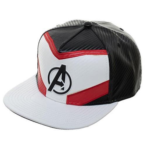 519509c19b083 Avengers  Endgame Quantum Realm Snapback Hat - Entertainment ...