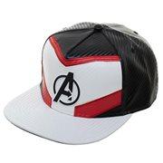 3af15e80e78a9 Avengers  Endgame Quantum Realm Snapback Hat
