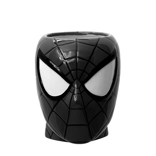 Spider-Man in Symbiote Suit Head Mug