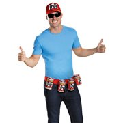 The Simpsons Duffman Adult Roleplay Kit