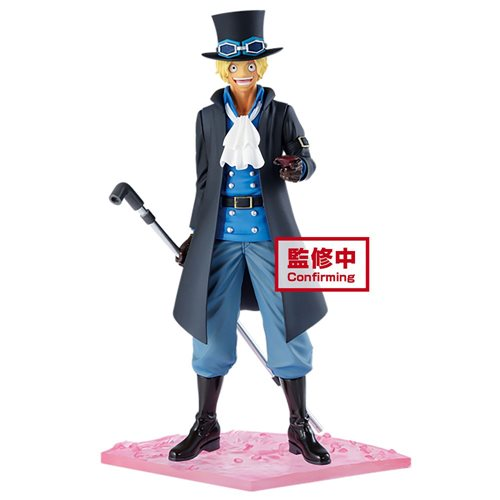 One Piece Magazine Special Episode Luff Vol. 3 Sabo Statue