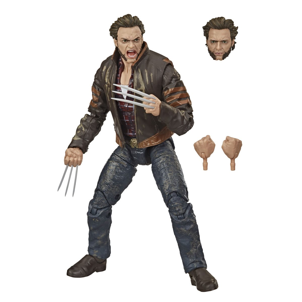 "X-MEN ACTION FIGURE #1 APOCALYPSE SERIES WOLVERINE 6/"" MARVEL LEGENDS"