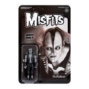 Misfits Jerry Only Black Metal 3 3/4-Inch ReAction Figure