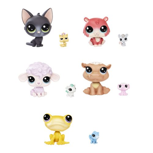 Littlest Pet Shop Pairs Wave 3 Case