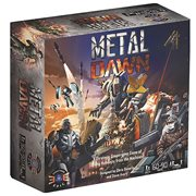 Metal Dawn Board Game