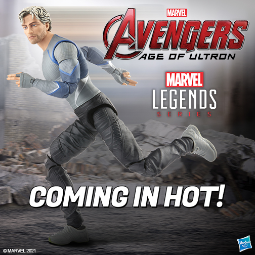 Marvel Legends Age of Ultron