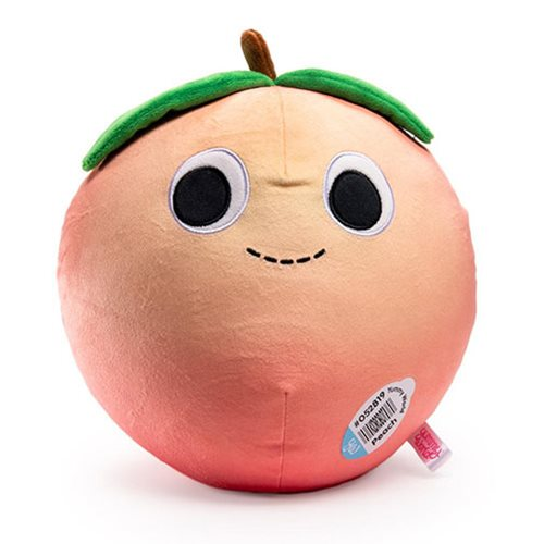 Yummy World Penelope Peach 10-Inch Medium Plush