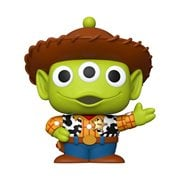 Pixar 25th Anniversary Alien as Woody 10-Inch Pop! Vinyl Figure
