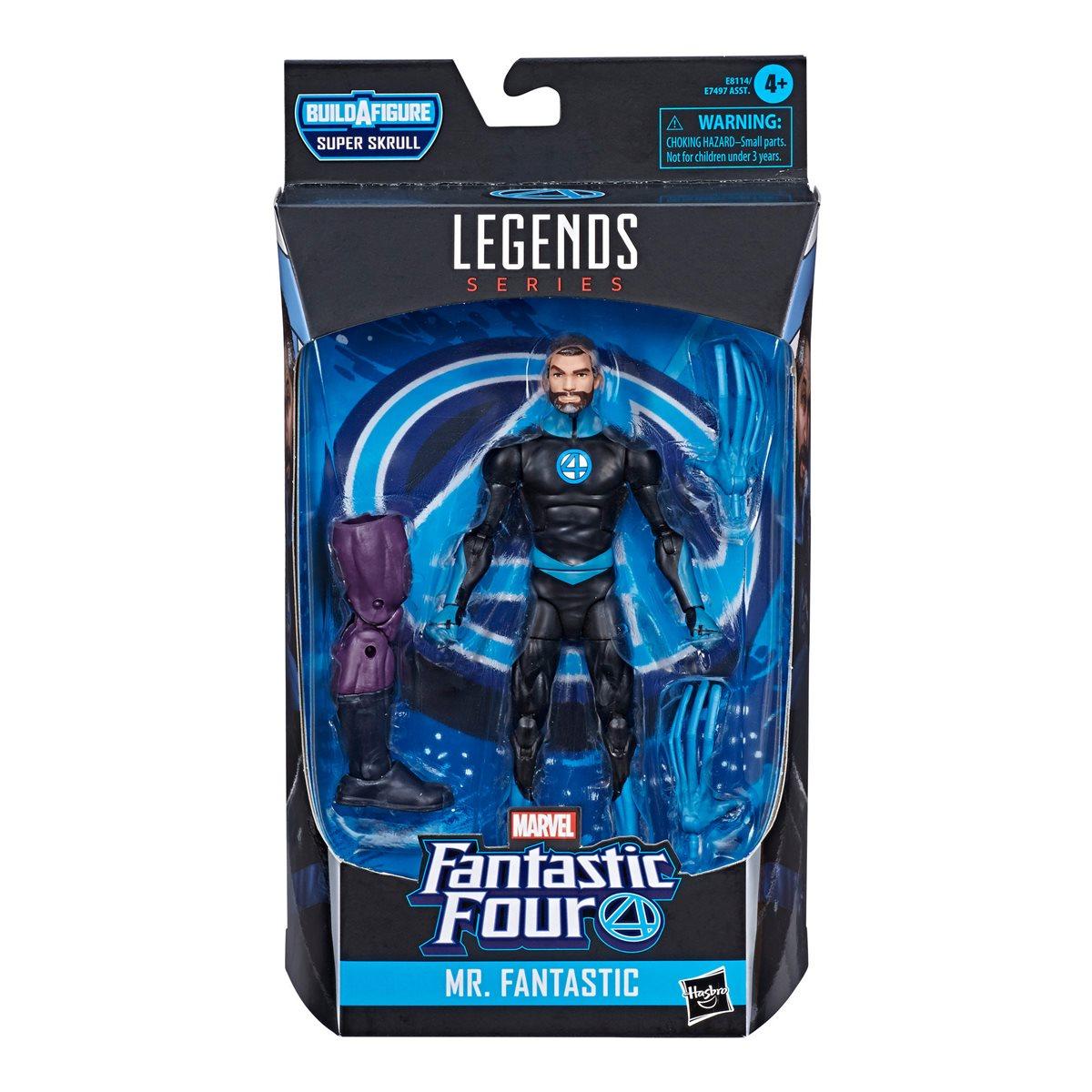 US-Marvel Fantastic Four The Legend