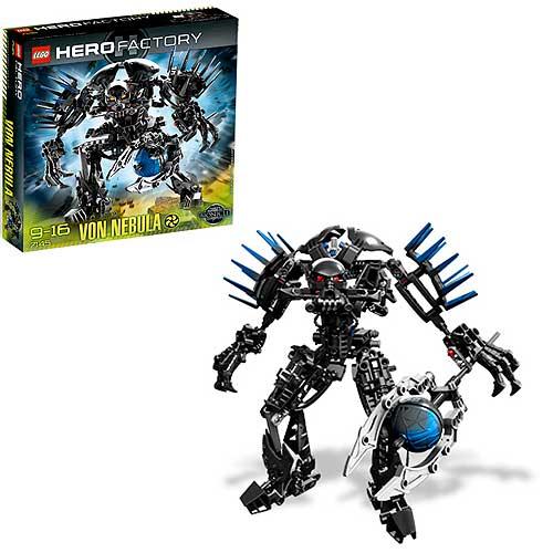 Lego Hero Factory 7145 Von Nebula Figure Entertainment Earth