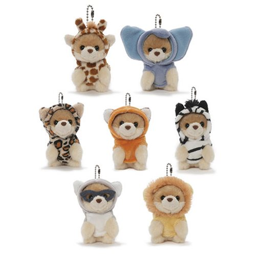 Boo the Dog Blind Box Series 2 Plush Random 4-Pack