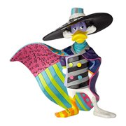 Disney Darkwing Duck Statue by Romero Britto