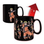 Naruto Shippuden Naruto Clone Jutsu Magic Mug and Coaster Gift Set