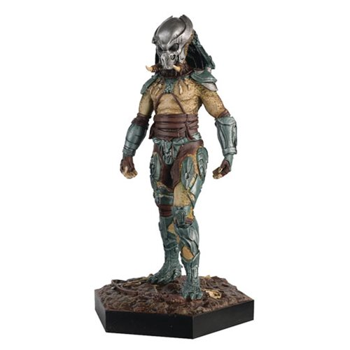 Alien and Predator Tracker Predator from Predators with Collector Magazine #29