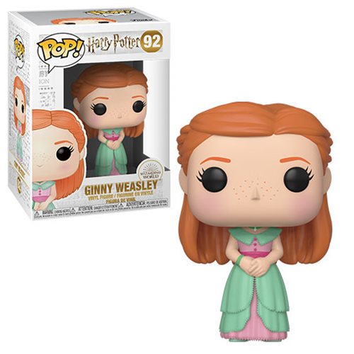 Harry Potter Ginny Weasley Yule Ball Pop! Vinyl Figure