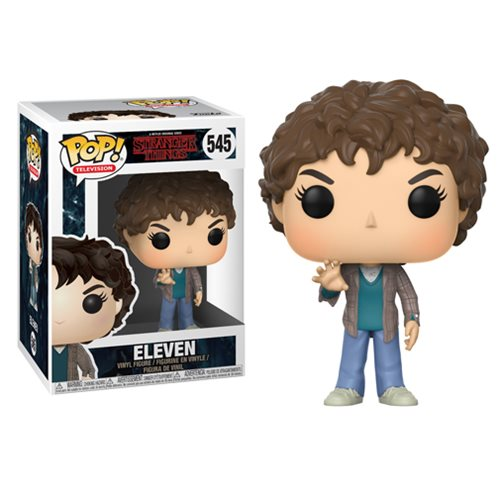 Stranger Things Eleven Pop! Vinyl Figure #545