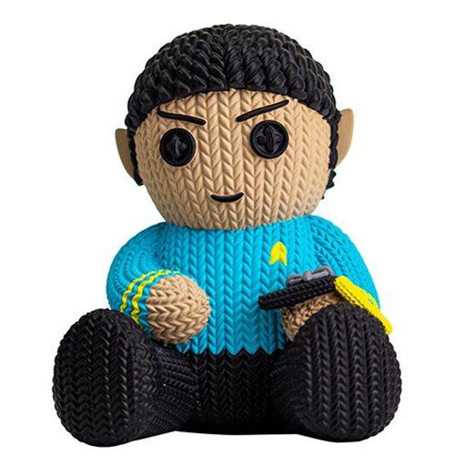 Star Trek Spock Handmade by Robots Vinyl Figure