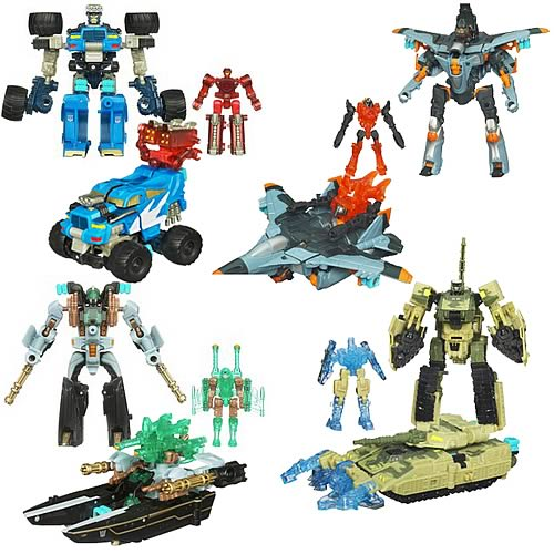 Transformers Power Core Combiners Scout Wave 5