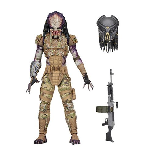 The Predator 2018 Movie Action Figure #2