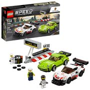 LEGO 75888 Speed Champions Porsche 911 RSR and 911 Turbo 3.0
