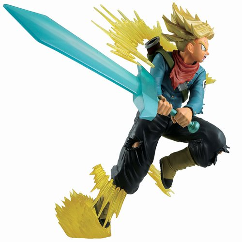 Dragon Ball Super Future Trunks Super Saiyan Ichiban Statue