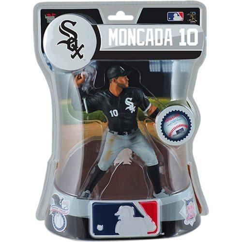 MLB Chicago White Sox Yoan Moncada 6-Inch Action Figure