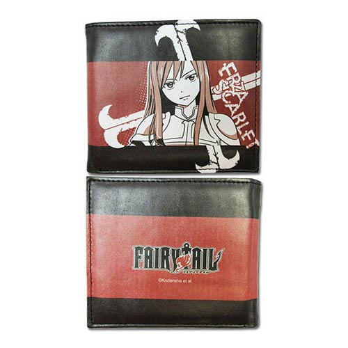 Fairy Tail Erza Wallet