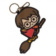 Harry Potter Layered PU Key Chain