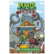 Plants vs. Zombies Volume 15: Better Homes and Guardens Hardcover Book