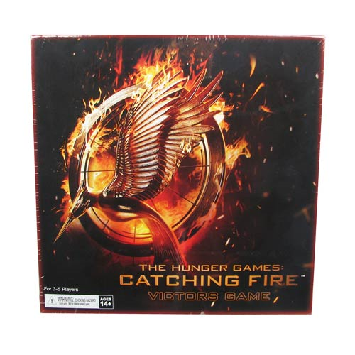 Hunger Games Catching Fire Movie Victor's Game