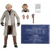 Back to the Future Doc Emmett Brown Ultimate 7-Inch Action Figure
