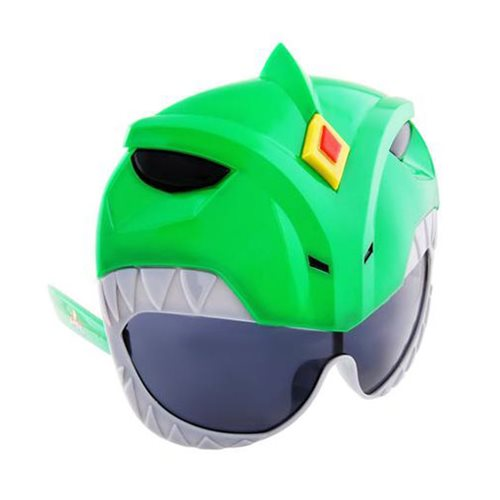 Power Rangers Green Power Rangers Sun-Staches