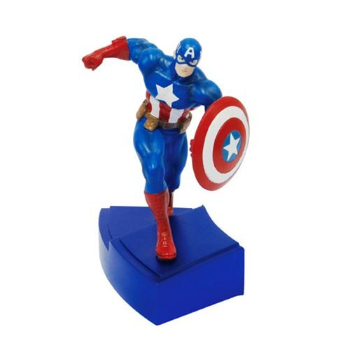 Marvel Captain America Paperweight Statue