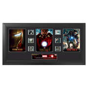 Iron Man Series 2 Trilogy Film Cell