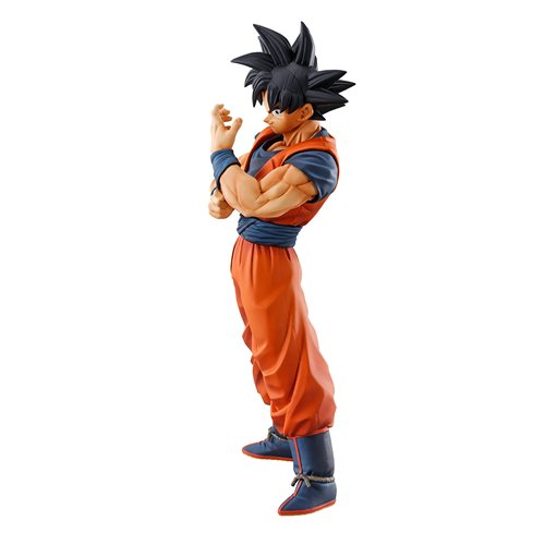 Dragon Ball Goku Strong Chains!! Ichiban Statue