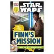 Star Wars: Finn's Mission DK Readers 3 Hardcover Book
