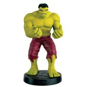 Marvel Fact Files Classic Special Incredible Hulk Figure with Collector Magazine #4