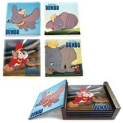 Dumbo StarFire Prints Glass Coaster Set