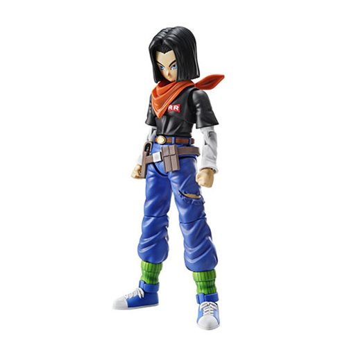 Dragon Ball Android 17 Figure-rise Standard Model Kit