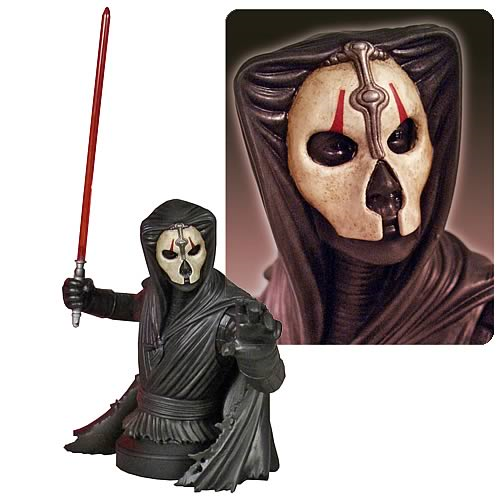Star Wars Darth Nihilus Mini-Bust