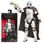 Star Wars The Black Series Captain Phasma 6-Inch Figure