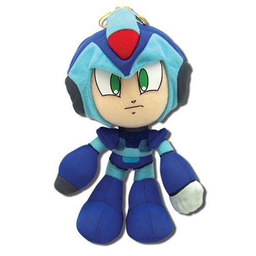 Mega Man X4 X Plush