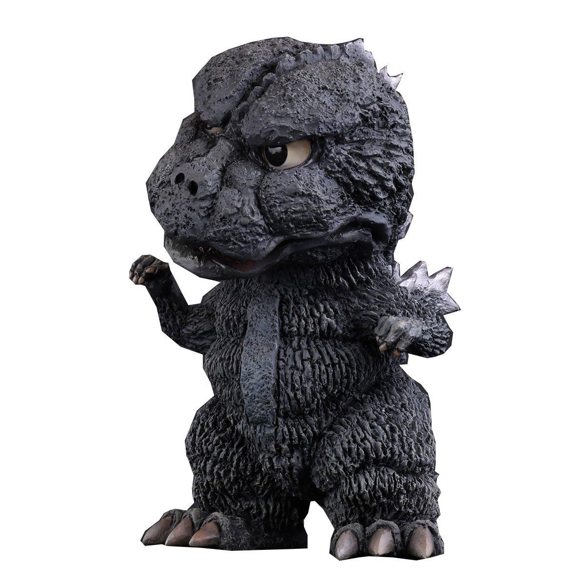 Godzilla 1974 Defo Real Soft Vinyl Statue
