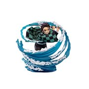 Demon Slayer Tanjiro Kamado Breath of Water FiguartsZERO Statue