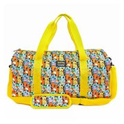 Pokemon Starters Nylon Duffle Bag