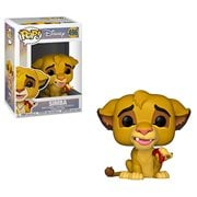 The Lion King Simba Pop! Vinyl Figure #496