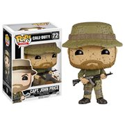 Call of Duty Capt. John Price Pop! Vinyl Figure