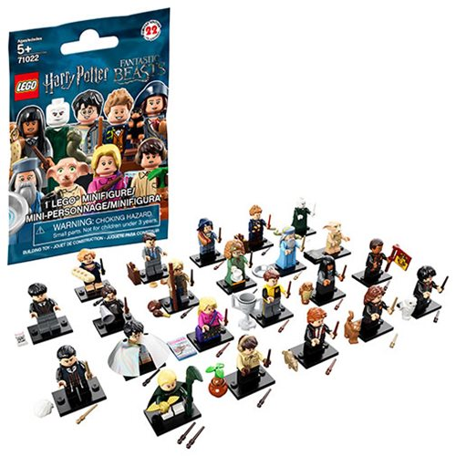 LEGO Harry Potter and Fantastic Beasts 71022 Mini-Figures Display Box