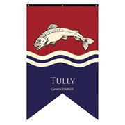 Game of Thrones Tully Sigil Banner
